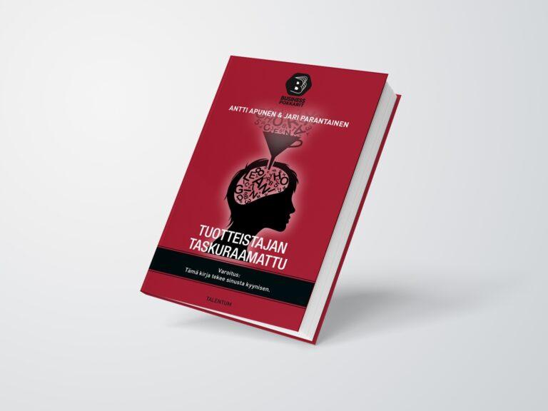 Kirja: Tuotteistajan taskuraamattu, Antti Apunen & Jari Parantainen