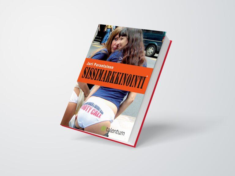 Kirja: Sissimarkkinointi, Jari Parantainen