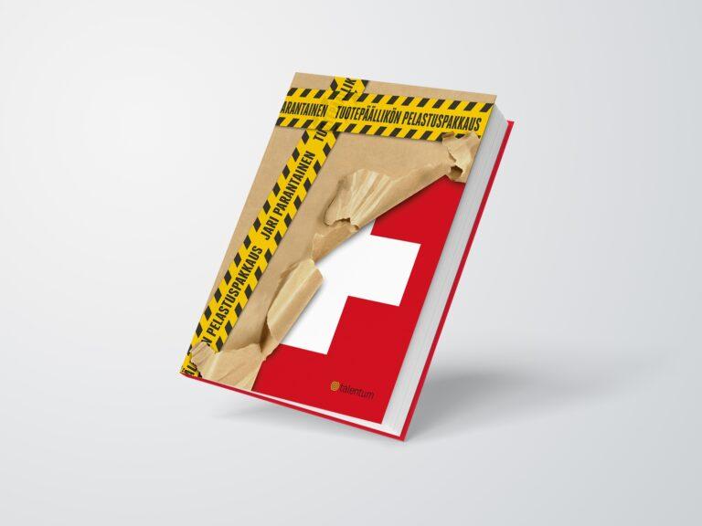 Kirja: Tuotepäällikön pelastuspakkaus, Jari Parantainen